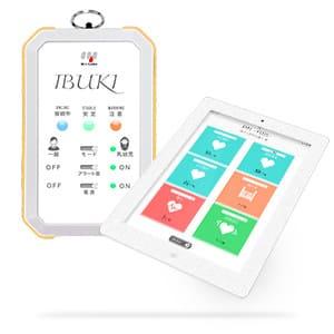 IBUKI PLUS 本体&アプリ設置説明